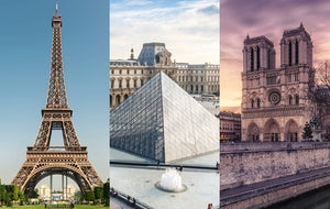 1 DAY VIP | Eiffel Tower, Louvre and Montmartre