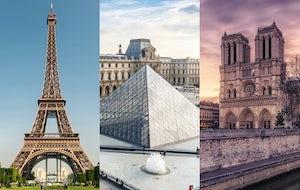 Accès VIP | Tour Eiffel, Louvre et Montmartre