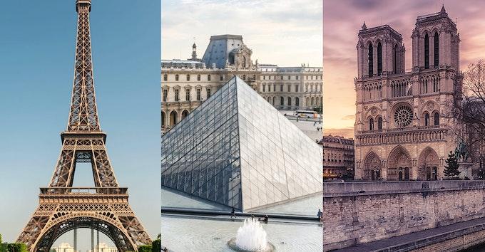 Accès VIP au Louvre, Tour Eiffel et Notre Dame
