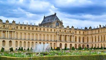 Versailles Exclusive : accès prioritaire + Champagne