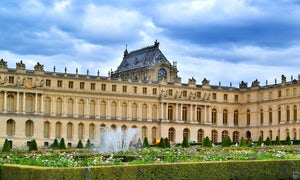 Versailles Palace Open ticket 