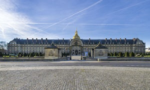 Les Invalides: Napoleon's Tomb & Army MuseumFrom 10 Oct. to 26 Jan. 2020, A Salute to Style.