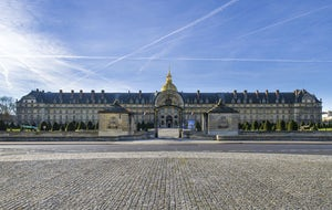Les Invalides - Napoleon's Tomb & Army Museum | Open Ticket From Sept. 17 to January 10, 2021 - France in 1940 exhibition