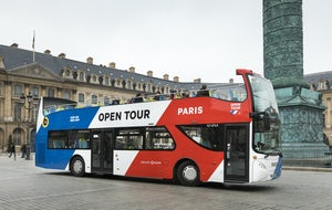 Hop-on Hop-off Bus: 1, 2 or 3 days! big bus open tour