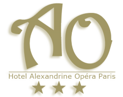 Hotel Alexandrine Opera Paris