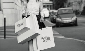 Shopping Experience at Galeries Lafayette