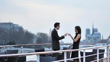 Croisière Dîner de Luxe | Yachts de Paris