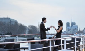 Luxury dinner cruise on the Seine river | Yachts de Paris