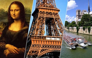 1 DAY EXCLUSIVE | Louvre, Eiffel Tower and Cruise - all guided