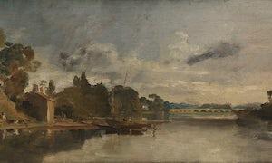 Musée du Luxembourg E-ticket,Du 11 Sept. au 16 Fév. 2020, L'âge d'or de la peinture anglaise !