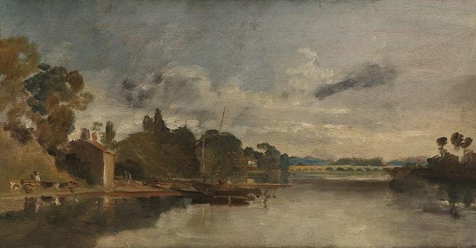 Musée du Luxembourg,Du 11 Sept. au 16 Fév. 2020, L'âge d'or de la peinture anglaise !