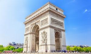 Arc de Triomphe Rooftop