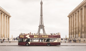 Big Bus Paris Hop-on Hop-off