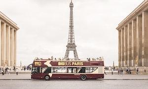 Big Bus Paris Hop-on Hop-off