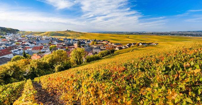 La Région Champagne