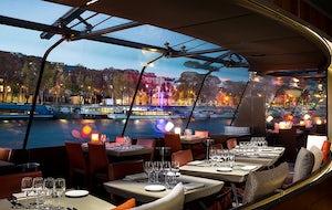 2.5-Hour Dinner Cruise | Bateaux Parisiens