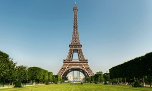 Eiffel Tower Fast Access+ Summit access