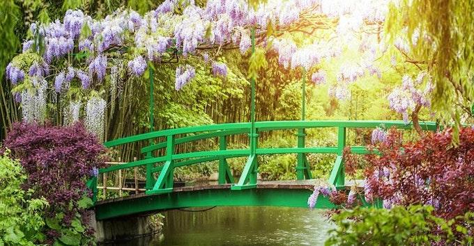 Visite d'une journée des Jardins de Monet et du Musée des Impressionnismes de Giverny