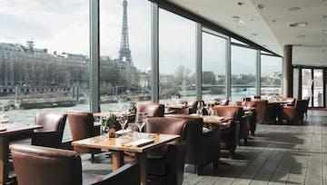 Déjeuner Le Club + croisière promenade