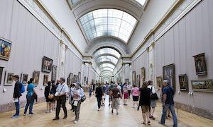 Louvre : billet coupe-file et visite guidée