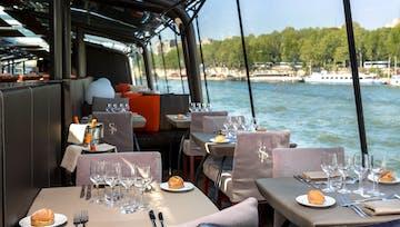 Croisière Déjeuner avec les Bateaux Parisiens