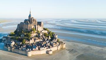 Normandie et Mont-Saint-Michel