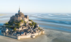 Normandy and Mont-Saint-Michel