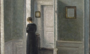 Jacquemart-André E-Ticket  From 14 Mar. to 22 Jul., Hammershøi, the master of danish painting
