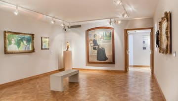 Musée Maillol E-TicketDu 11 Sept. au 19 Janv. 2020,  Du Douanier Rousseau à Séraphine. Les grands maîtres naïfs