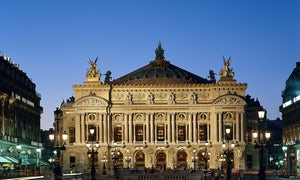 Opera Garnier: Access to public areas
