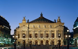 Opera Garnier | Open Ticket access to public aeras