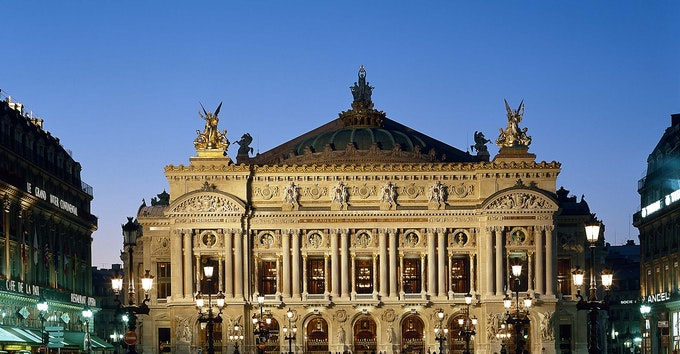 Visite Libre du Palais GarnierDu 24 Oct. au 2 Fév. 2020, Le grand opéra, 1828-1867. Le spectacle de l'Histoire.