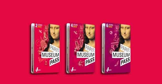 Paris Museum Pass : 2, 4 ou 6 jours