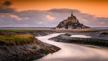 Mont-Saint-Michel au départ de Paris