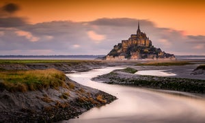 Mont Saint-Michel from Paris