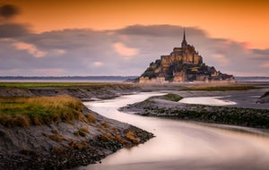 Mont Saint-Michel (from Paris)