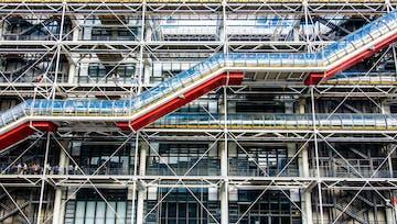 Billet d'entrée pour le Centre Pompidou