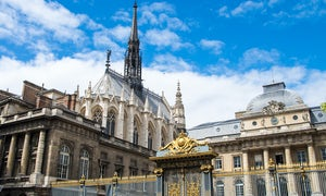 Sainte-Chapelle : billet coupe file et visite auto-guidée